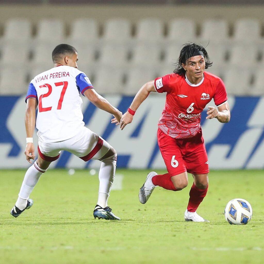 گزارش تصویری تراکتور لیگ قهرمانان آسیا